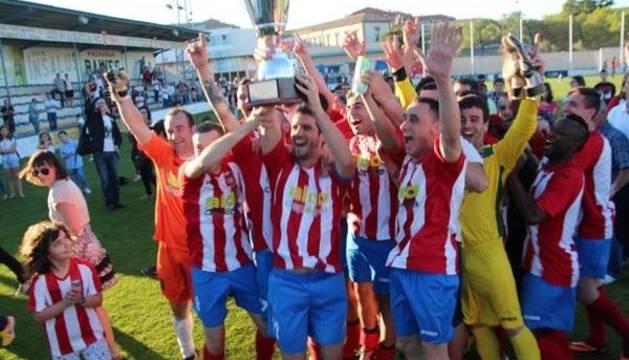 El Artajonés gana la Copa de Preferente.