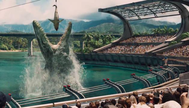 'Jurassic World', 1.000 millones de dolares en 10 días