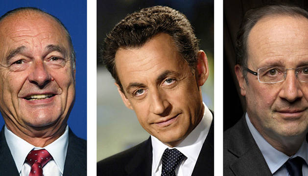 La NSA espió a a los presidentes franceses Chirac, Sarkozy y Hollande