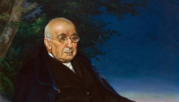 Retrato de Arturo Campión, de Javier Ciga.