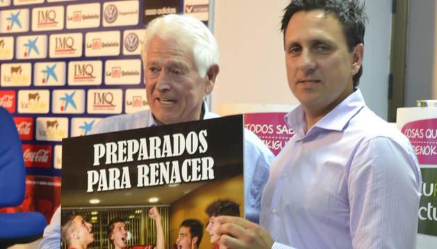 Presentación de la campaña de renovación de socios.