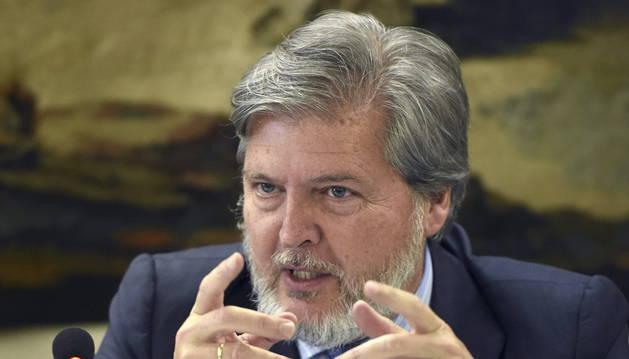 Méndez de Vigo sustituirá a José Ignacio Wert.
