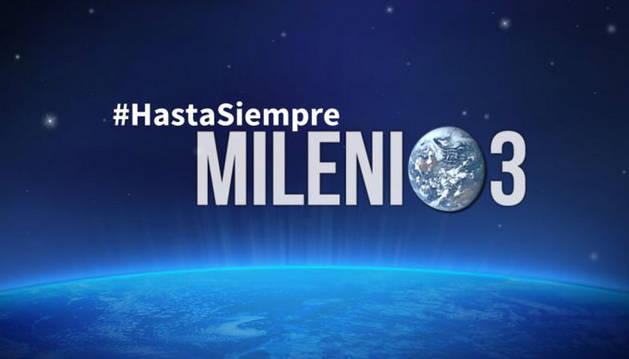 El programa de radio Milenio 3 se ha emitido por última vez después de permanecer 14 años en antena.
