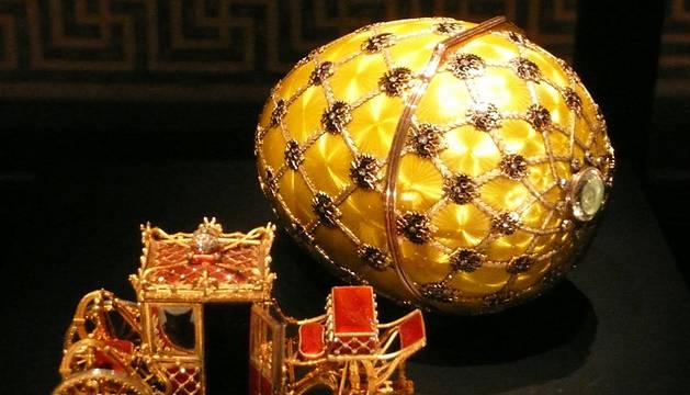 Un documental sobre Fabergé recorre 15 cuidades españolas