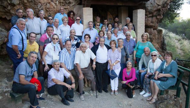 Imagen de los participantes en la jornada de conmemoración del 415 aniversario de Juan de Palafox.