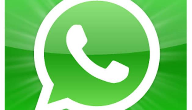 Logotipo de Whatsapp.