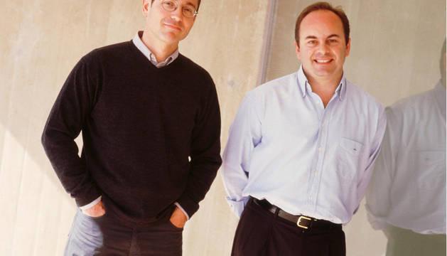 Los arquitectos navarros Tabuenca y Leache reciben el premio FAD