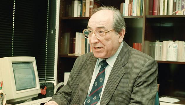 Fallece Francisco Gómez Antón, maestro de periodistas en la UN