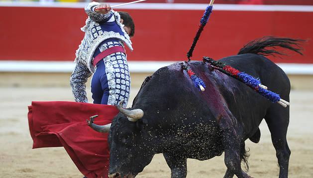 'El Juli' sale a hombros en la séptima de la Feria del Toro