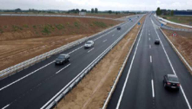Los trabajos licitados en las carreteras navarras se han presupuestado en más de un millón de euros.