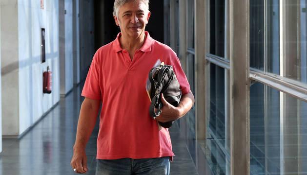 Koldo Martínez asumirá la portavocía del grupo parlamentario de Geroa Bai