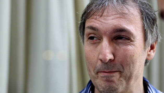 El escritor Carlos Zanón.