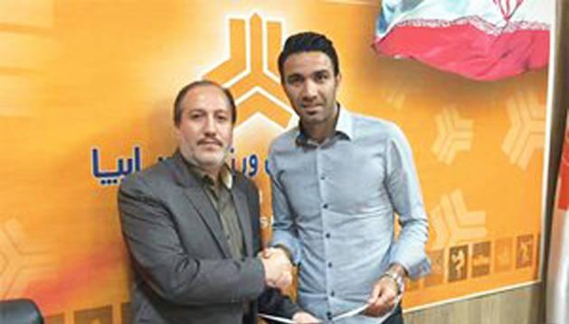 Nekounam regresa a Irán