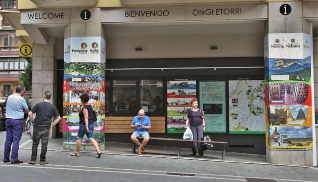 La Oficina de Turismo abre sus puertas todos los días de 10 a 20.
