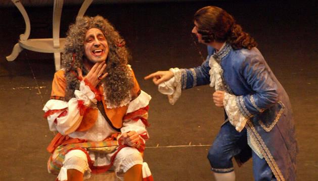 El domingo 2 de agosto se ha programado una nueva representación de 'El Burgués gentilhombre' de Moliére.