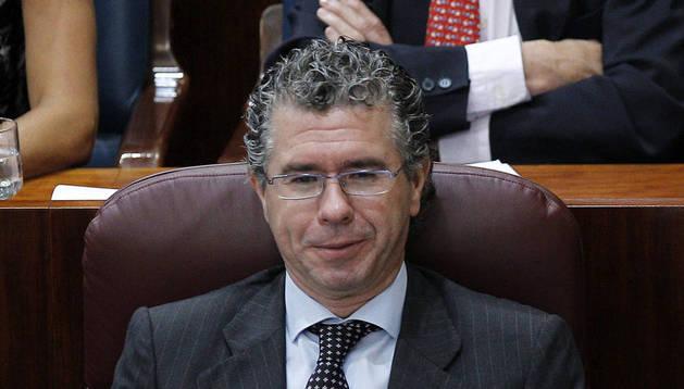 El juez Velasco: