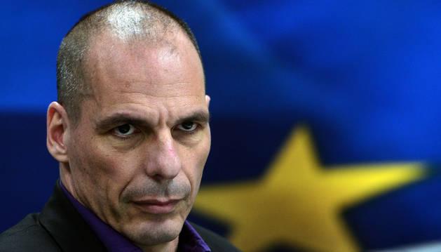 El exministro de Finanzas Yanis Varoufakis.