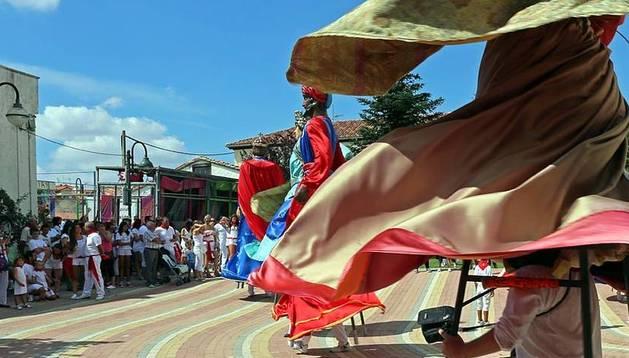 Estella toma el relevo de las fiestas de Tudela