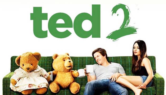 Ted, terror, comedia y cine infantil para los estrenos