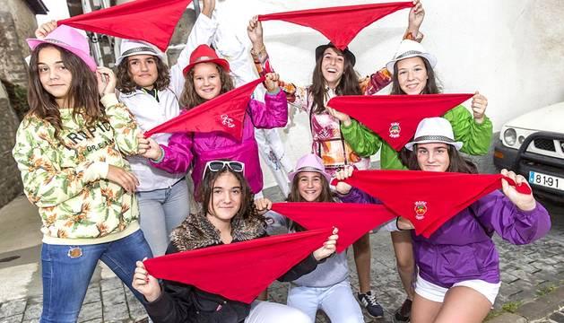 Fiestas en Navarra - 31 de julio