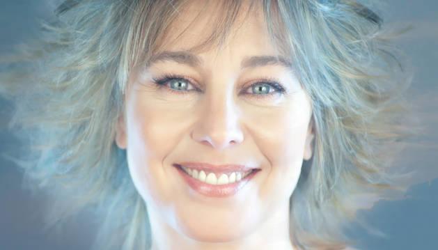 La actriz Natalia Dicenta ofrecerá en Cultur su faceta de cantante de jazz.