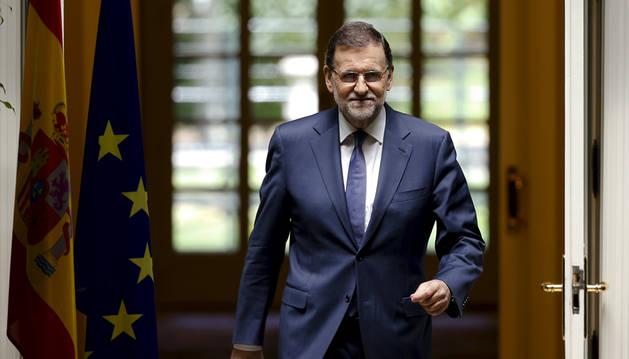 Rajoy busca otra mayoría, pero no se cierra a alianzas