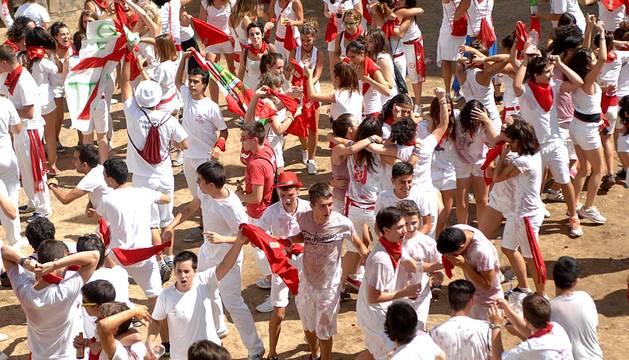 Fiestas en Navarra - 1 de agosto