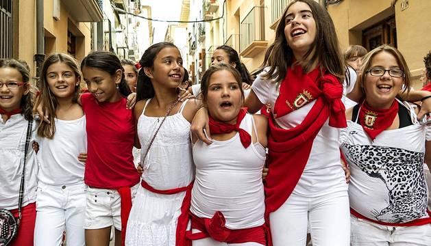 Fiestas en Estella - 1 de agosto