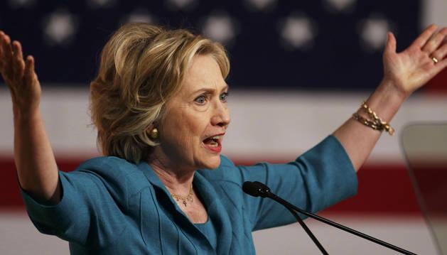 El matrimonio Clinton ganó 140 millones en los últimos ocho años