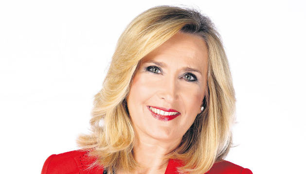 La periodista Nieves Herrero.