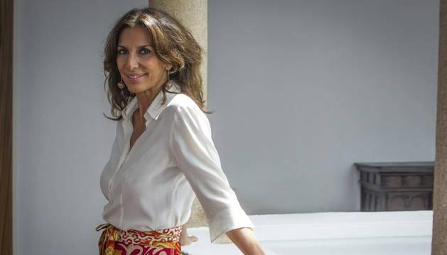 La actriz Pastora Vega.