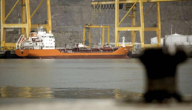 El buque 'Granato'.