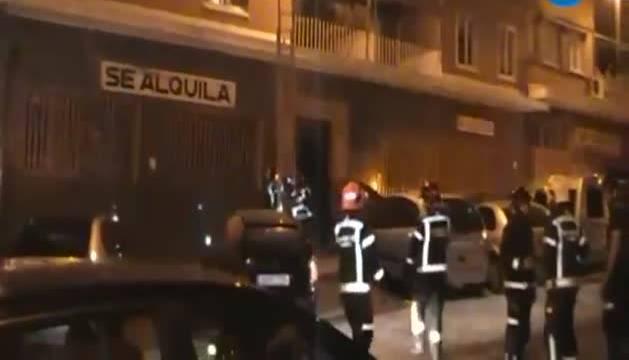Detectadas graves grietas en dos edificios de Carabanchel