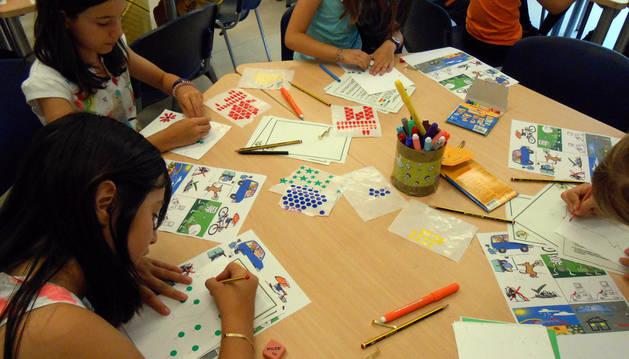 Actividad para grupos en el Museo de Educación Ambiental.