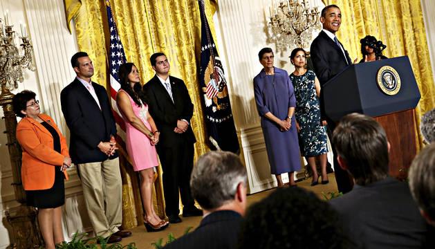 Obama lanza su plan de choque contra el cambio climático