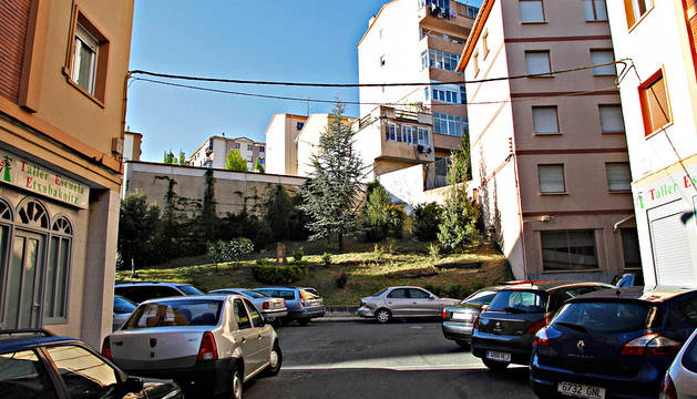 Tres ofertas para construir los ascensores urbanos de Echavacoiz