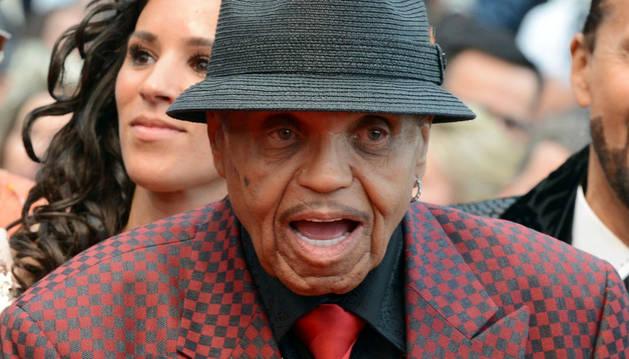 El padre del fallecido cantante estadounidense Michael Jackson, Joe Jackson