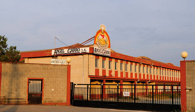 La empresa Ibercake, antigua Pastas Garro.