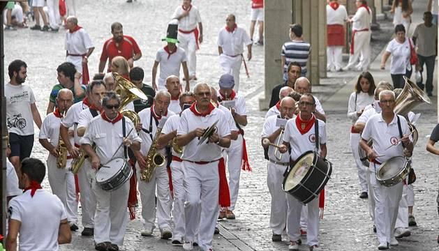 Fiestas en Estella - 5 de agosto