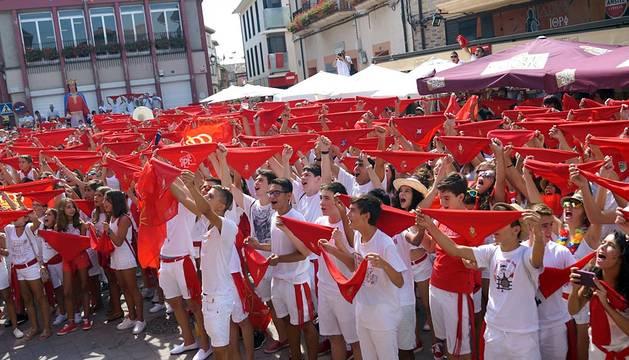Fiestas en Navarra - 5 de agosto