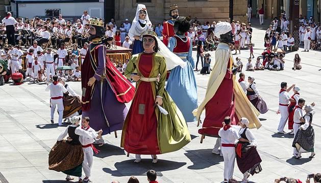 Fiestas en Estella - 6 de agosto
