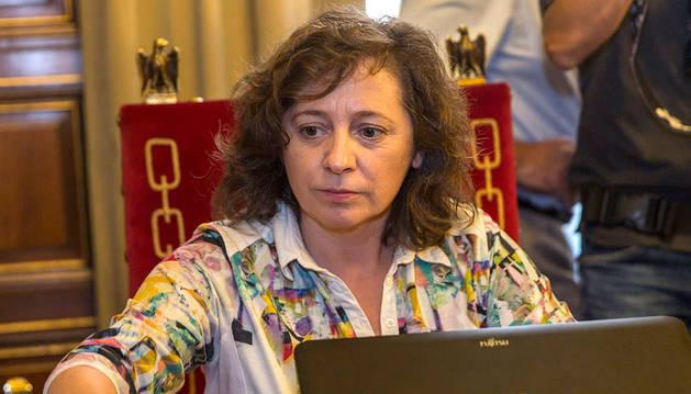 Isabel Elizalde: