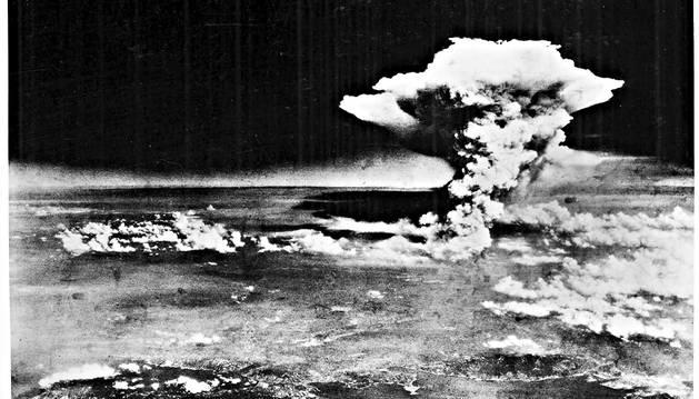 La 'Campana de la Paz' suena en Hiroshima 70 años después