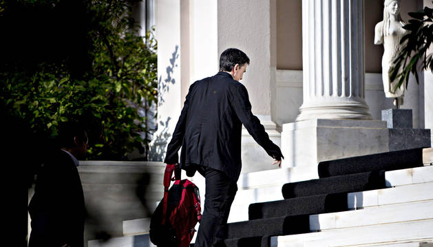 Gobierno y acreedores acuerdan el calendario de recapitalización