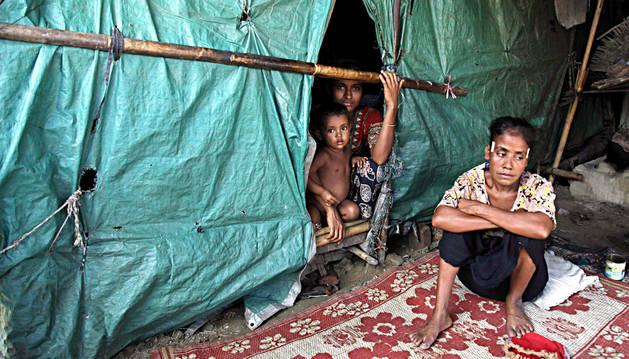 Ascienden a 88 las víctimas mortales por las inundaciones en Birmania