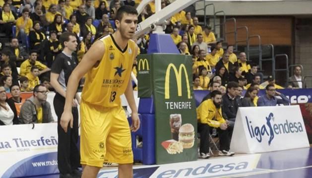 El alero Sergio Rodríguez.