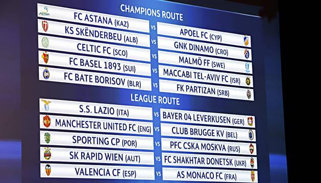 El Mónaco, rival del Valencia en Liga de Campeones
