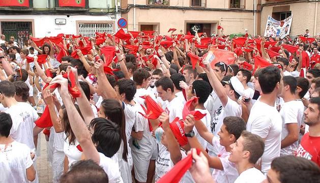 Fiestas en Navarra - 8 de agosto