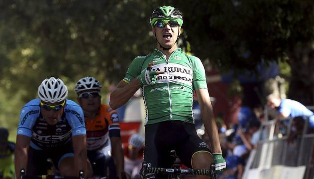 Eduard Prades ganó en Portugal.
