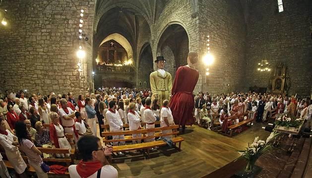 Fiestas en Navarra - 9 de agosto
